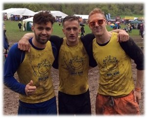 'Tough Mudder completed!' accompanying image 1
