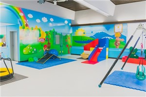 'Merlin's Magic Wand Charity and LEGOLAND® Discovery Centre Toronto have teamed up to create the very FIRST Merlin's Magic Space in Canada based at Silver Creek Pre-school' accompanying image 1