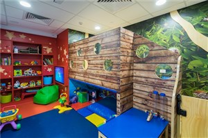 'Merlin's Magic Wand launches two new magical spaces for seriously ill and injured children' accompanying image 1