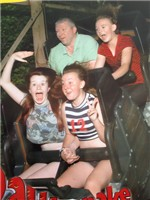 'Bethany's Brilliant day out at Chessington World of Adventures' accompanying image 1
