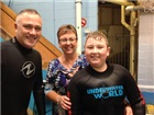 'Colby really enjoyed his surprise 13th birthday party at SEA LIFE Mooloolaba' accompanying image 1