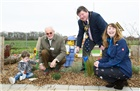 'Merlin's Magic Wand Charity and LEGOLAND® Windsor Resort design and create a LEGO® themed sensory garden at The Alexander Devine Children's Hospice' accompanying image 1
