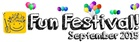 'The Fun Festival begins!' accompanying image 1